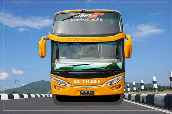 rental bus pariwisata lombok